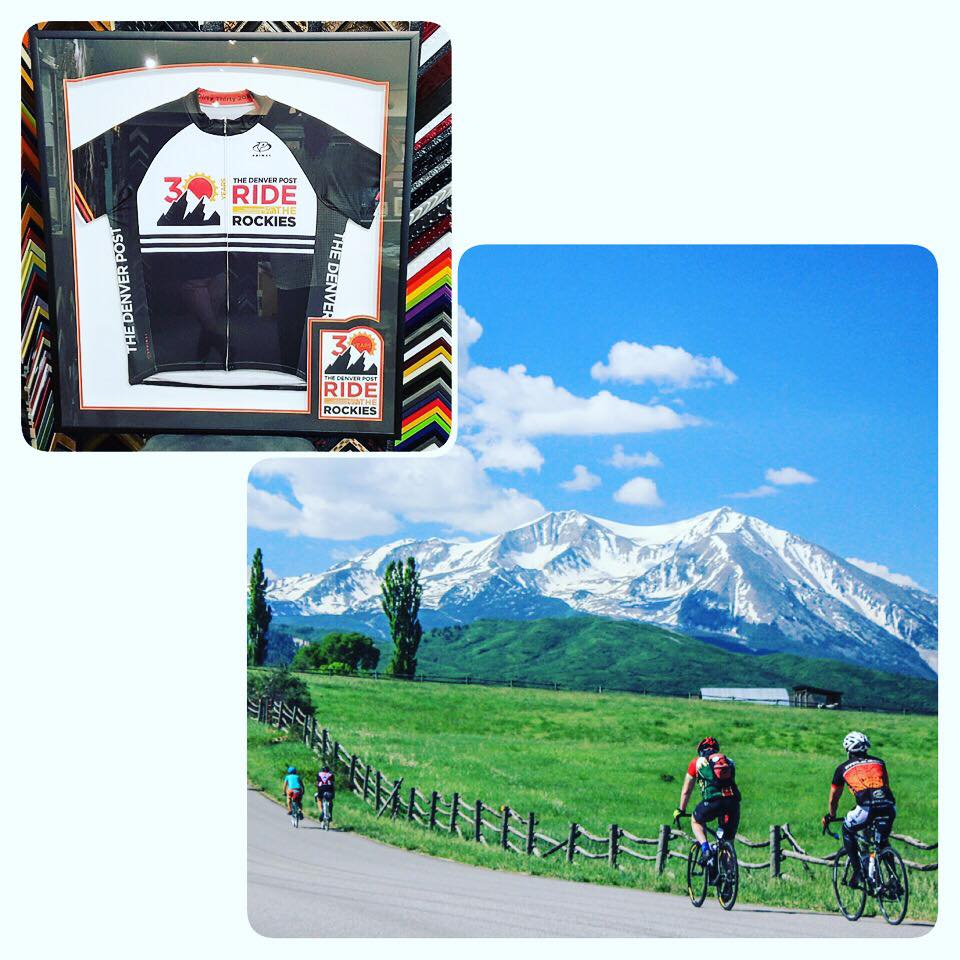 The route for Ride The Rockies has been announced
