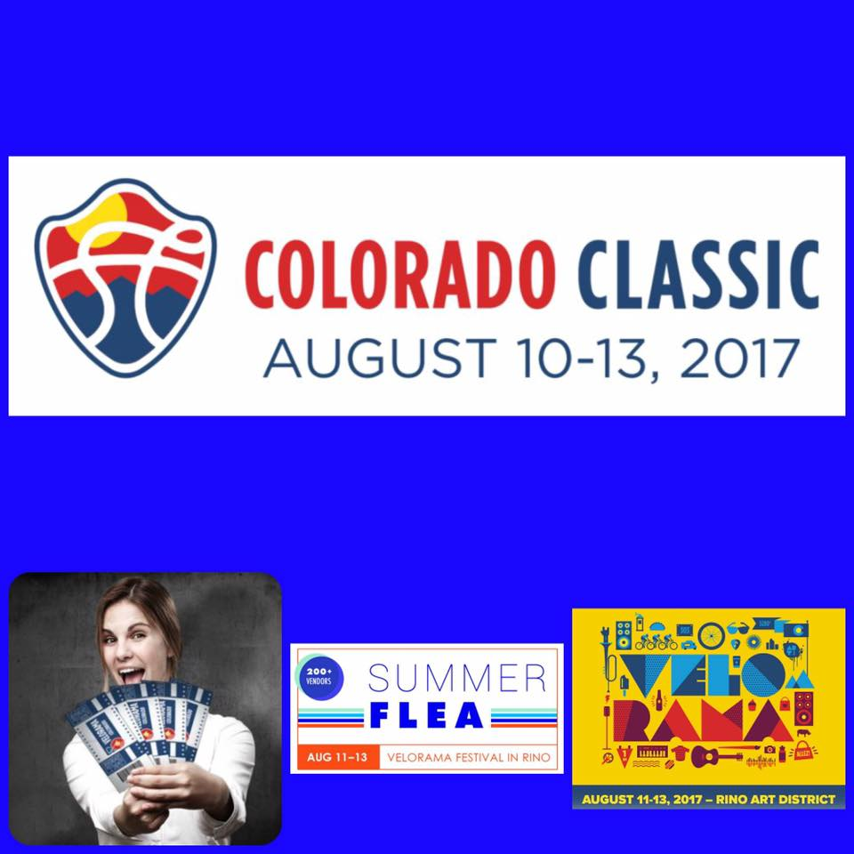 2017 VeloramaFestival and Colorado Classic