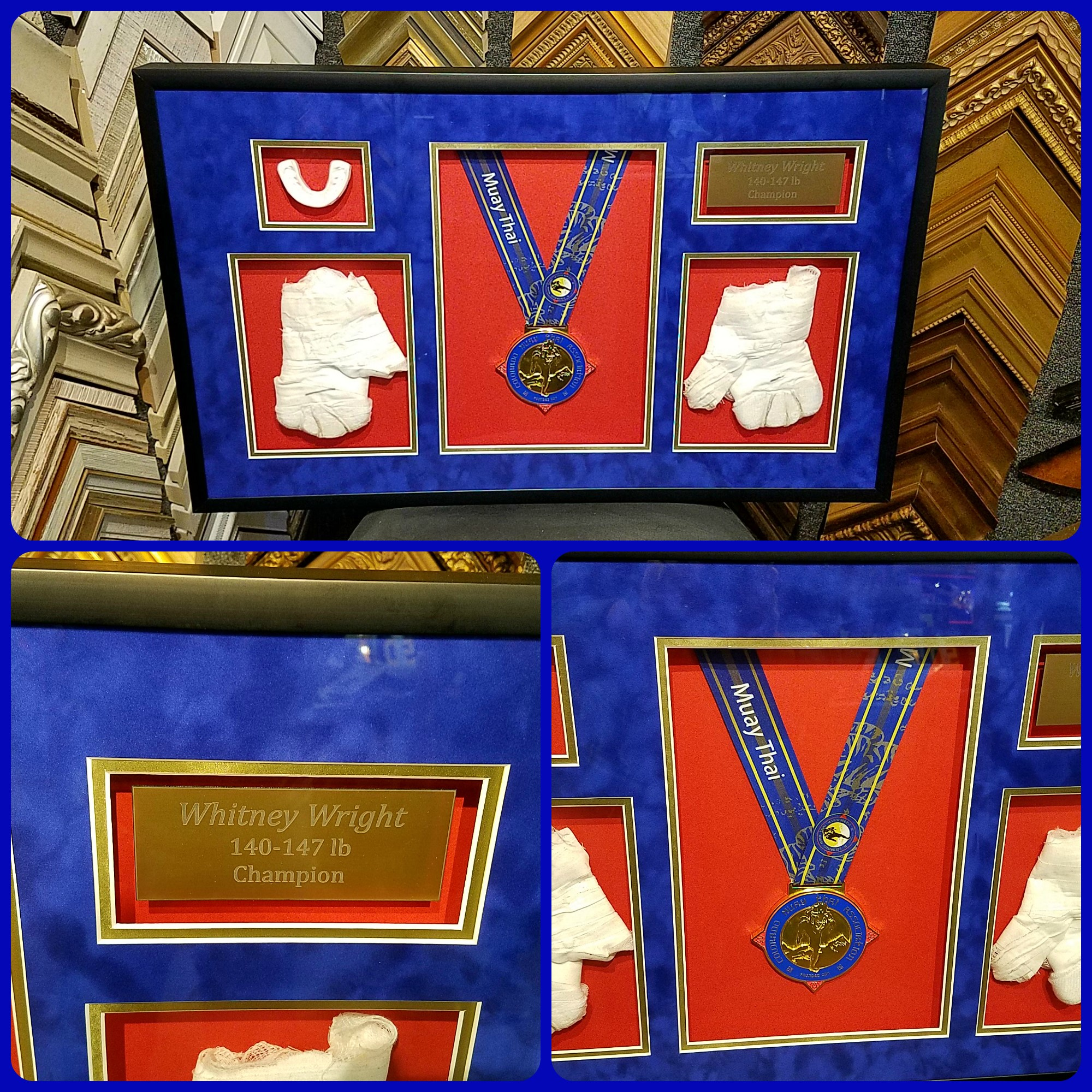 Custom Shadowbox