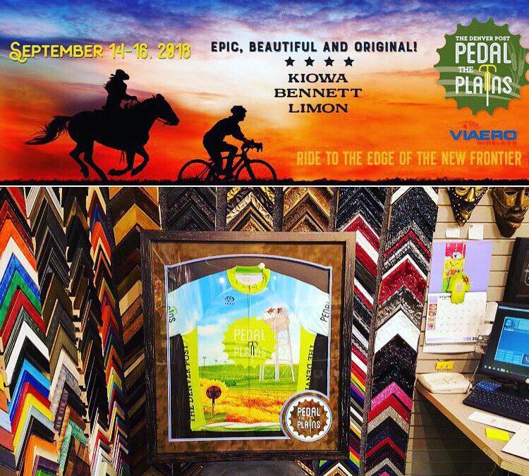 2018 Pedal The Plains Route
