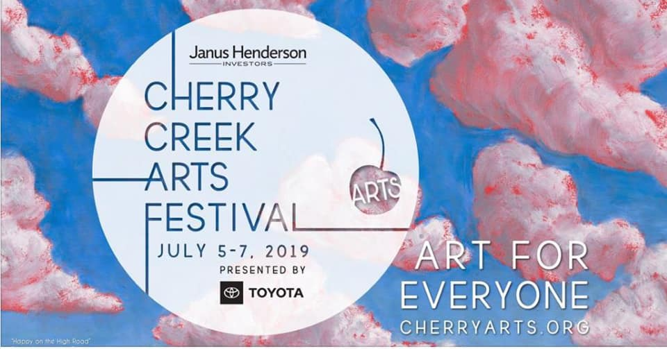2019 Cherry Creek Arts Festival starts in July