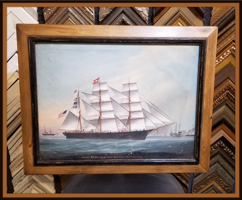 The Chester Frame Company
