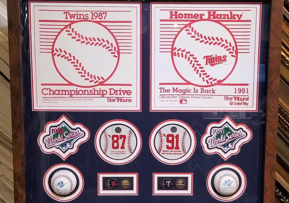 1987 & 1991 World Series