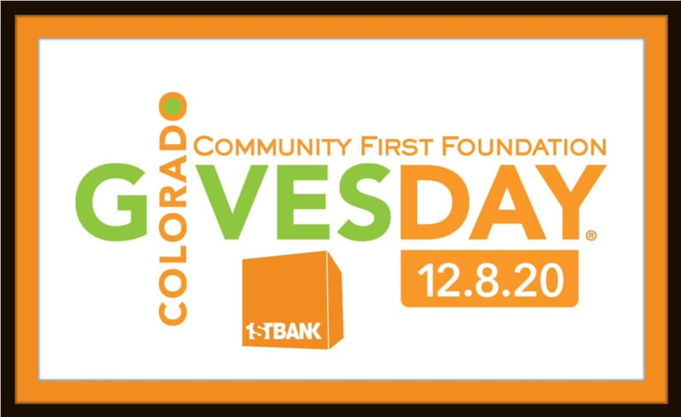 Today is Colorado Gives Day!