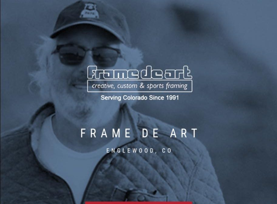 What an honor to be #TruVueFeaturedFramer!