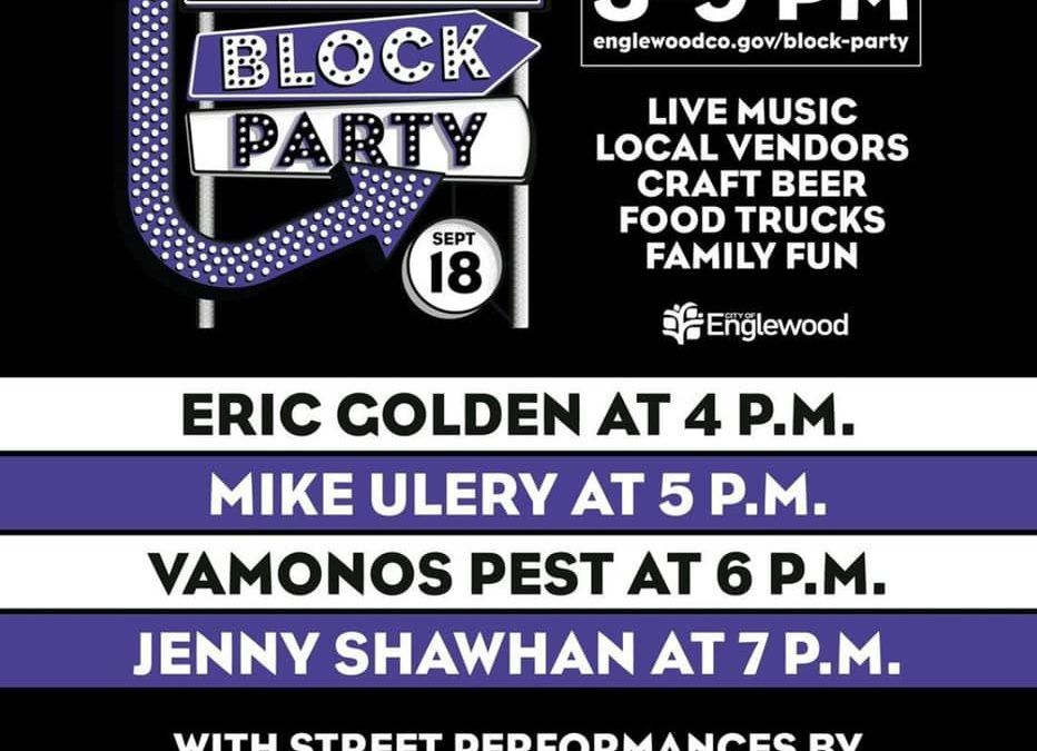 Englewood Block Party is today