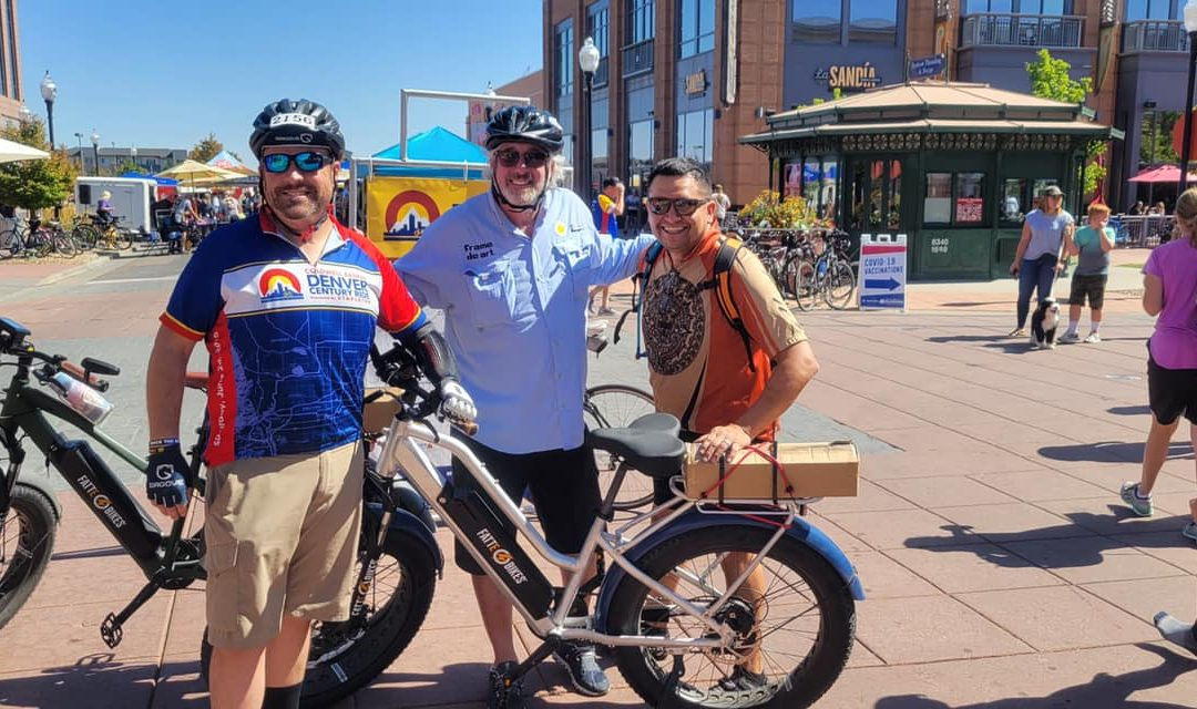 11th Annual Coldwell Banker Denver Century Ride a Success