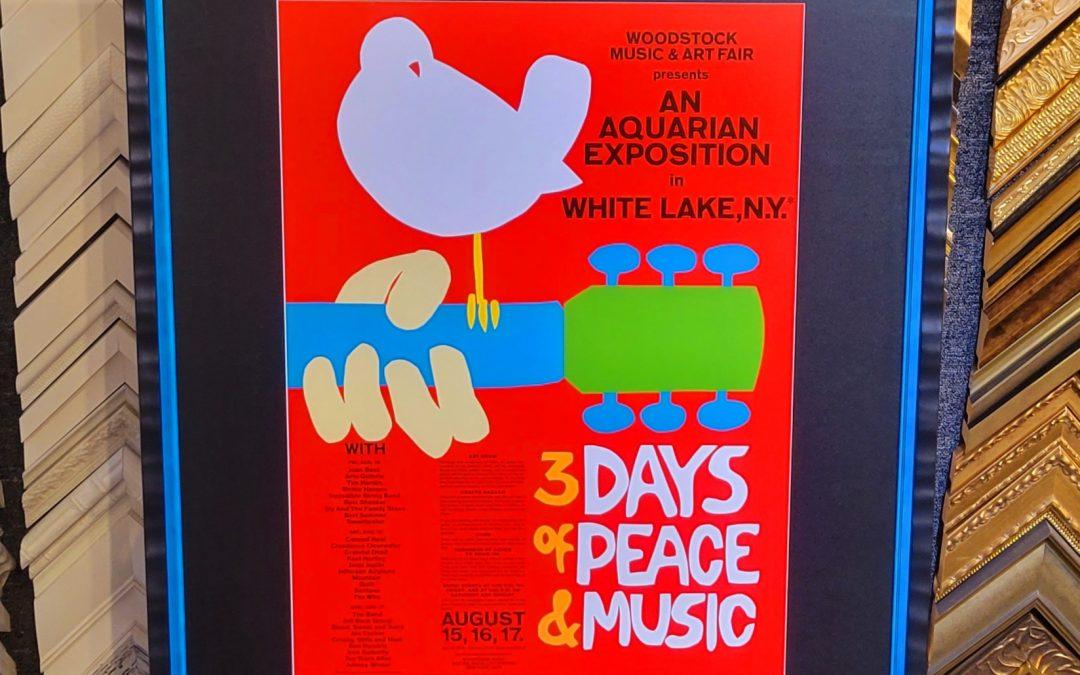Woodstock Music and Art Fair!